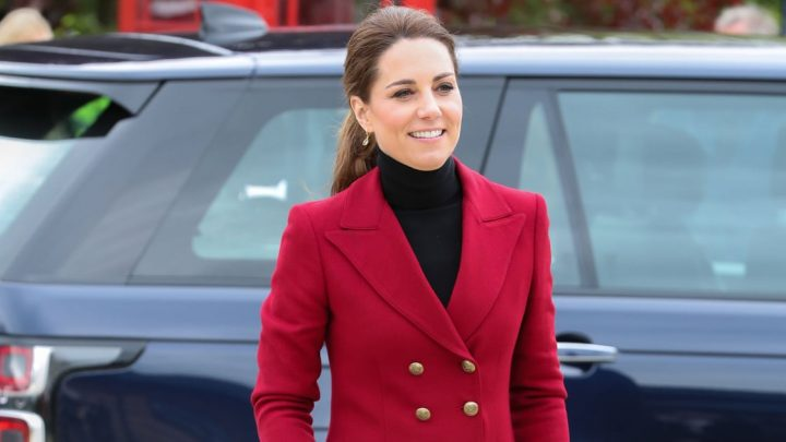 Kate Middleton's Latest Outfit Is Even More Proof That Her Closet Is Full of Timeless Styles