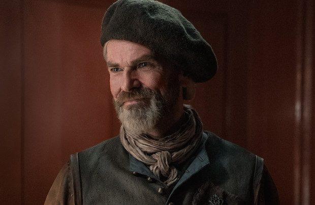 Outlander Stars Tee Up 'Loving, Warm' Unseen Season 4 Footage — Watch