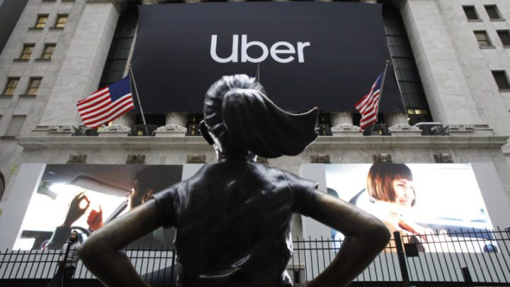 Uber stumbles badly out of the gates in disappointing public debut