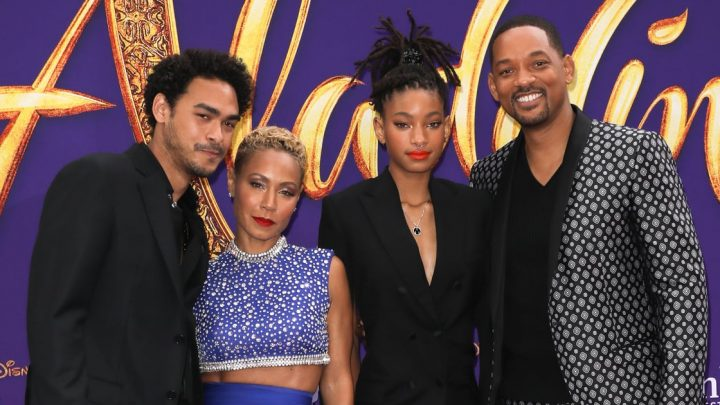 You Ain't Never Had a Family Like the Smiths at the Aladdin Premiere