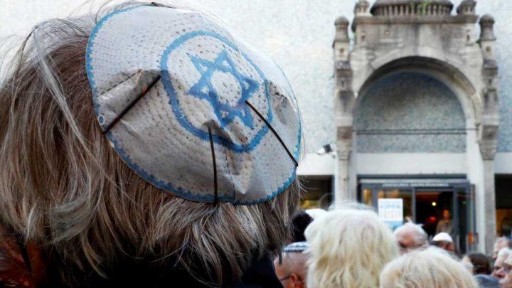 Anti-Semitic crime rose 20 percent in Germany last year