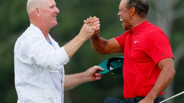 The loyal soldier behind Tiger Woods' rebound: 'Like a brother'