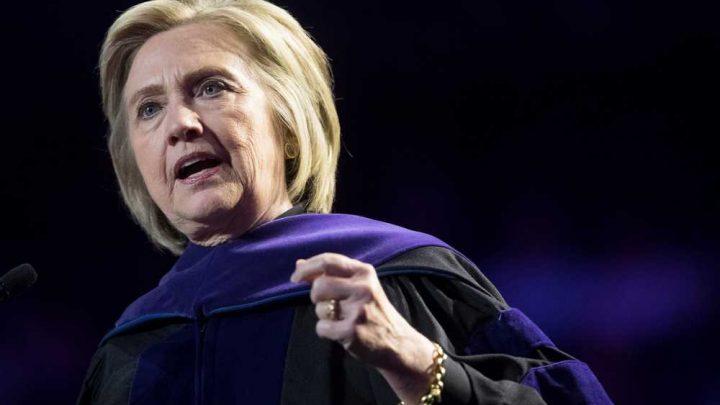 Hillary Clinton will give keynote speech at cyber defense summit