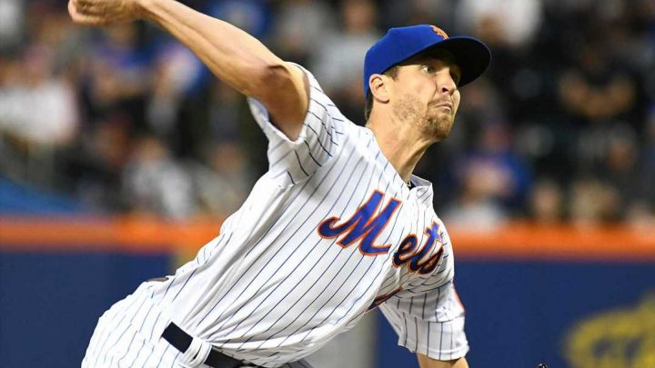 Jacob deGrom makes life a lot easier for Mickey Callaway, Mets