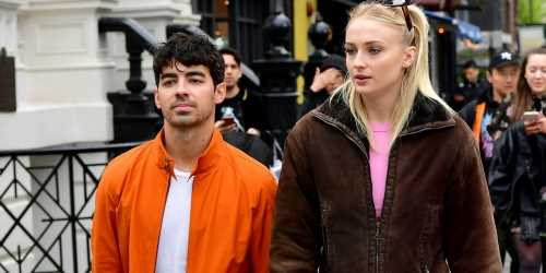 Newlyweds Joe Jonas & Sophie Turner Head Out Together in NYC After Surprise Vegas Wedding!