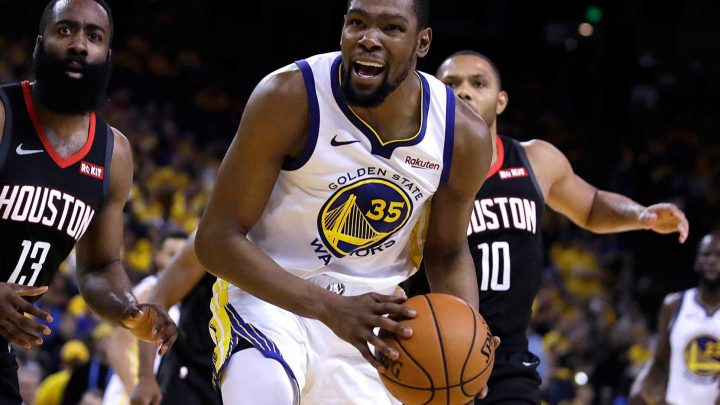 Kevin Durant 'not close' to returning to the Warriors