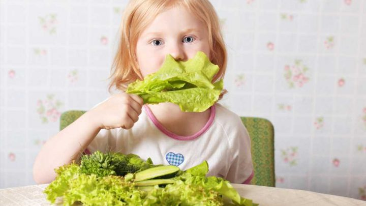 Parents who raise kids as vegans should be prosecuted: doctors