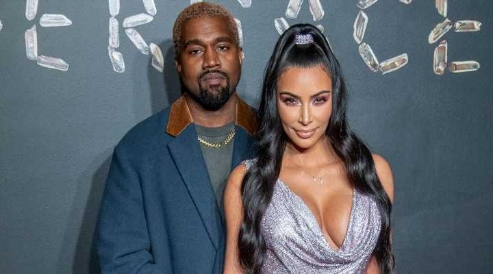 Kim Kardashian & Kanye West Reveal Newborn Son's Name & Share First Photo