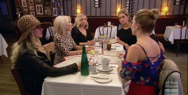 The Real Housewives of New York Recap: Was That the Most Embarrassing Episode Ever?