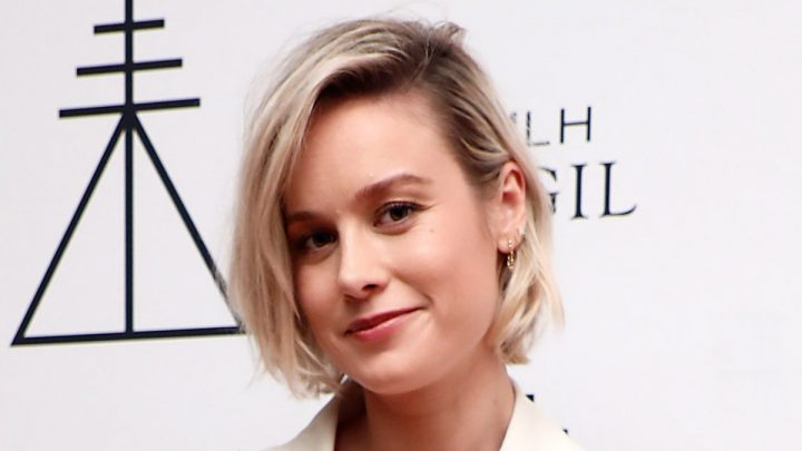 Brie Larson Debuts Short Haircut While Celebrating Her Friend Melinda Lee Holm's Fragrance Launch!
