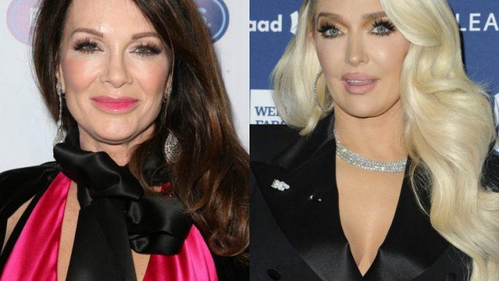 Lisa Vanderpump Slammed For Making An Anti-Transgender Joke About Erika Jayne