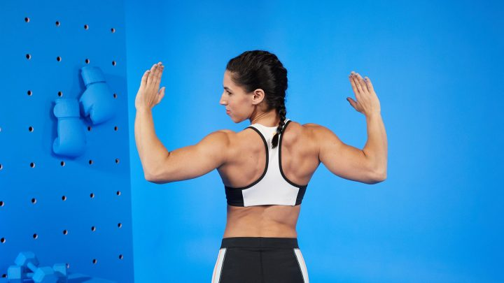 The Only Thing Between You And Sexy, Strong Shoulders Is Mastering This Move