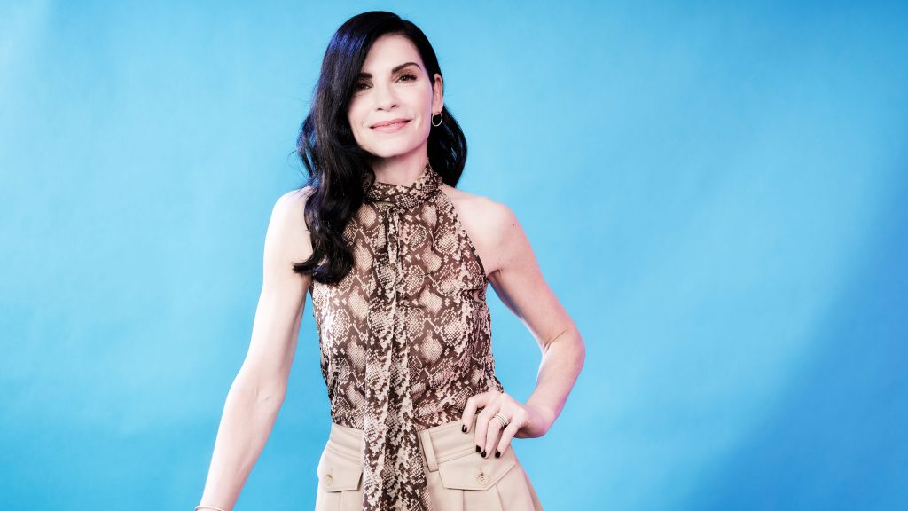 Julianna Margulies On 'The Good Fight' Pay Dispute & That Slap In 'The Good Wife' Finale