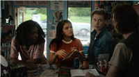 WATCH: Selena Gomez and Austin Butler Search for Haunted Motels in The Dead Don't Die Scene