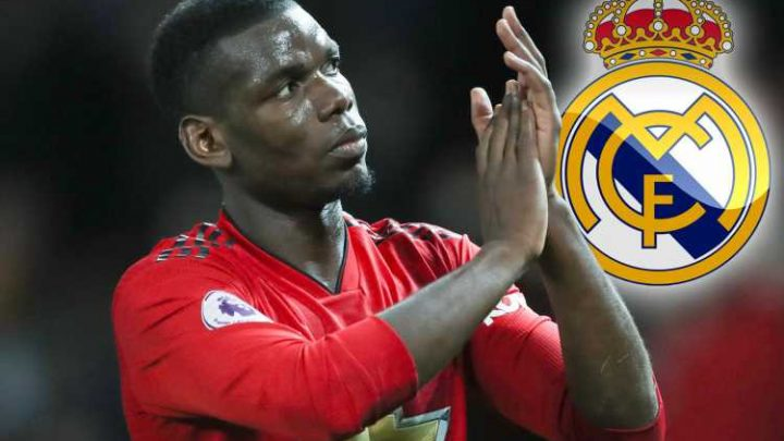 Man Utd ace Pogba will have to take pay cut on £290k-a-week wages to secure Real Madrid transfer