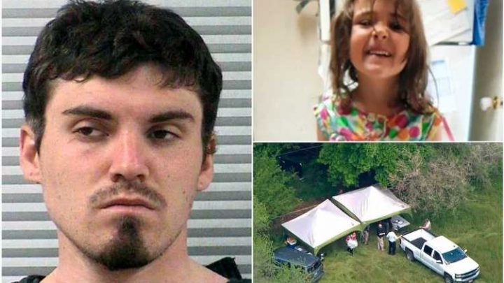Uncle, 21, charged with murdering niece, 5, after leading cops to her dirt-covered body five days after she vanished