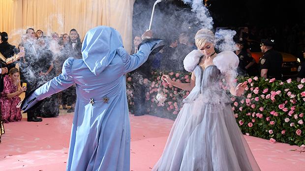 Met Gala: Stars Who Went As Disney Characters — Zendaya, Katy Perry & More