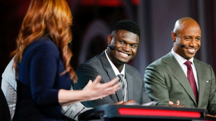Opinion: With Pelicans getting No. 1 pick, NBA draft lottery works out as designed