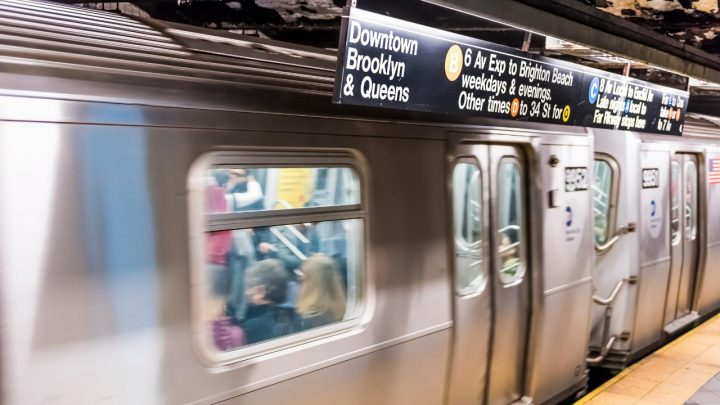 VIDEO: This may be New York City's most disgusting subway car