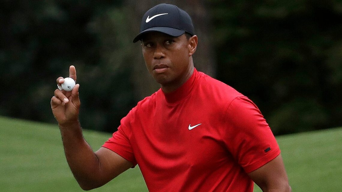 Tiger Woods winds up on wrong side of PGA tourney's cut line