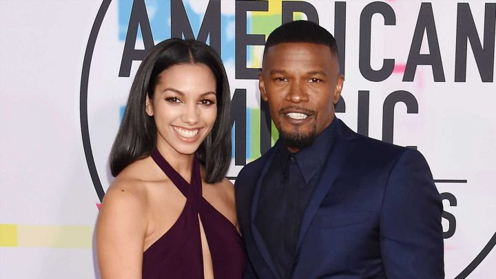 Jamie Foxx's daughter Corinne says he and Katie Holmes are 'really happy'