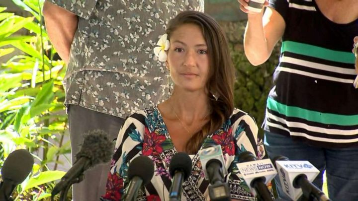 Woman who survived weeks in Hawaii forest: 'I never felt fearful'