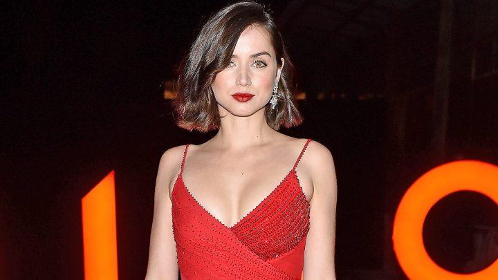 Bond girl Ana de Armas fled Cuba to become a movie star