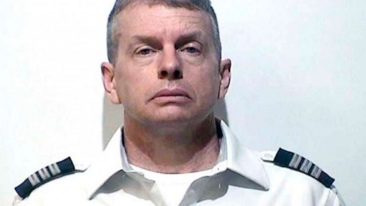 Fiancee of commercial pilot charged in triple murder says he's '100 percent innocent'