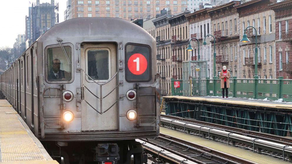 Police nab man they believe may be serial emergency brake puller on New York subway