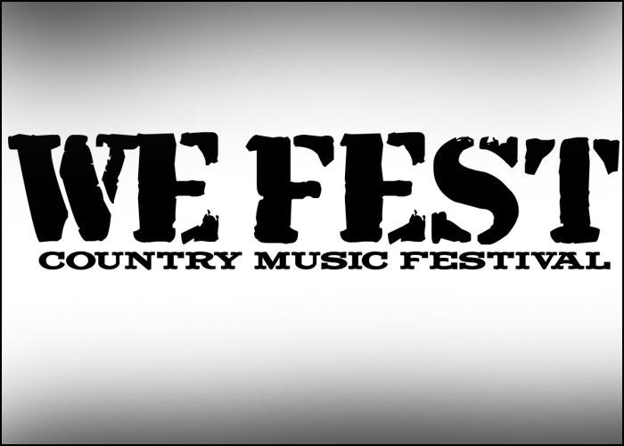 WE Fest Announces Daily Lineup, Set Times