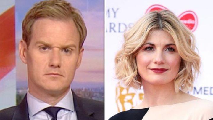 Dan Walker: 'You're better than that' BBC host slams Jodie Whittaker article in fiery row
