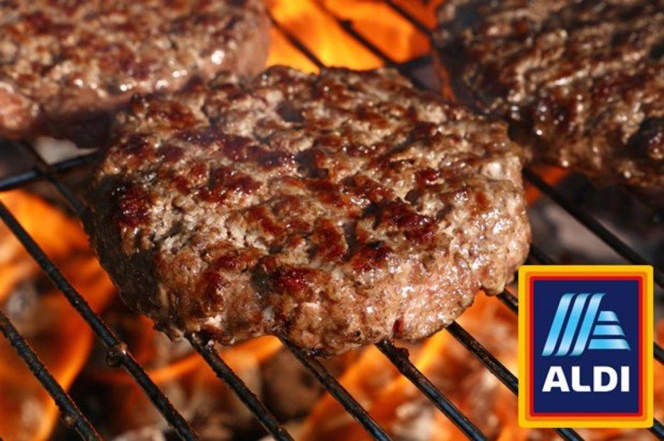 Aldi announces RETURN of wagyu beef burgers ahead of Bank Holiday