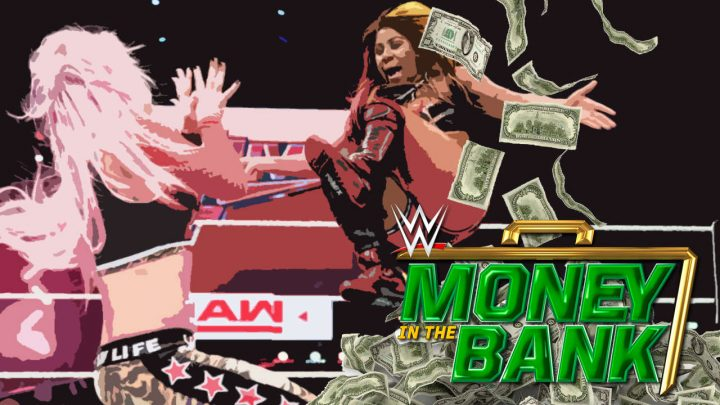 WWE Money In The Bank Results: Becky Lynch Battles Charlotte And Lacey Evans