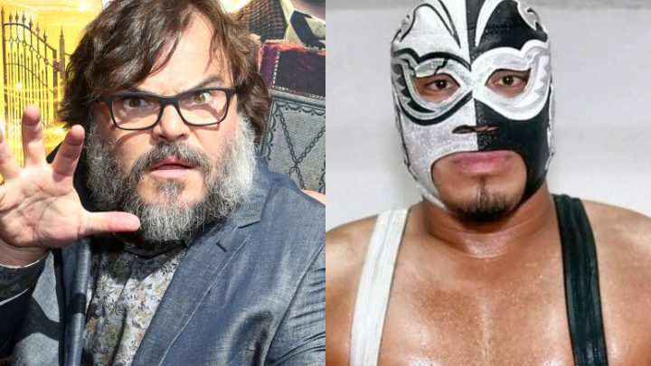 Jack Black Pays Tribute to 'Nacho Libre' Co-Star After Shocking Death