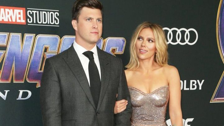 Scarlett Johansson's Publicist Confirms Her Engagement to Colin Jost