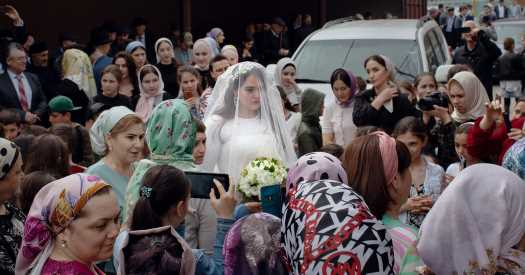 Scenes From a Chechen Wedding