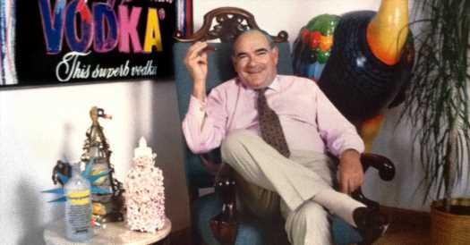 Michel Roux, Whose Vodka Success Was Absolut, Is Dead at 78
