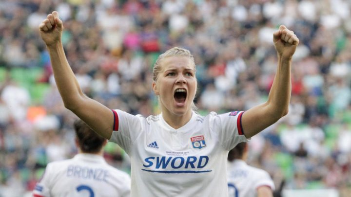Lyon Routs Barcelona to Win Fourth Straight Women's Champions League Title