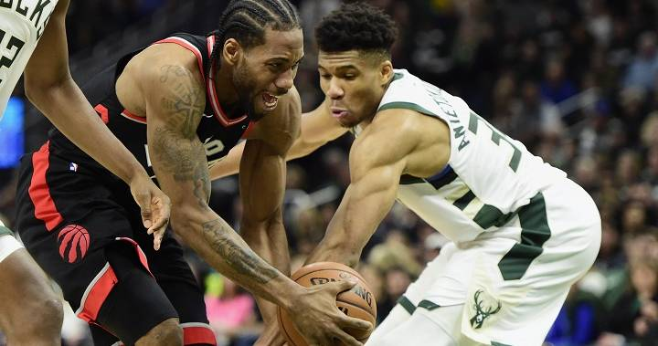 Milwaukee Bucks beat Toronto Raptors to lead Eastern Conference finals 2-0