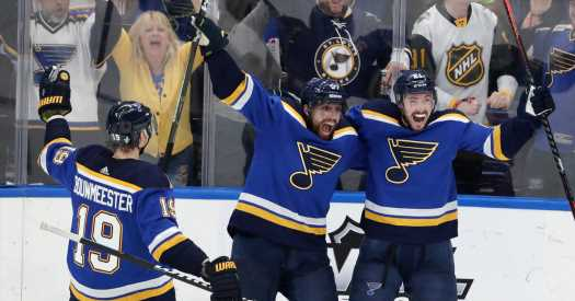 How the Blues Went From Last Place to the Stanley Cup Finals