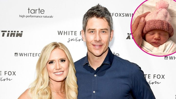 She's Loved! Bachelor Nation Reacts to the Birth of Arie and Lauren's Daughter