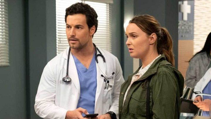 DeLuca Takes the Fall for Meredith on 'Grey's Anatomy'