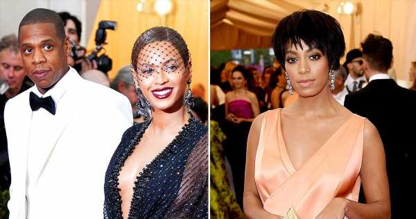Met Gala Throwback! Beyonce, Jay-Z and Solange's Elevator Incident Turns 5