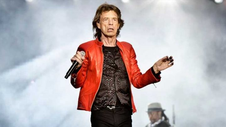 Watch Mick Jagger Move, Well, Like Jagger After Heart Surgery