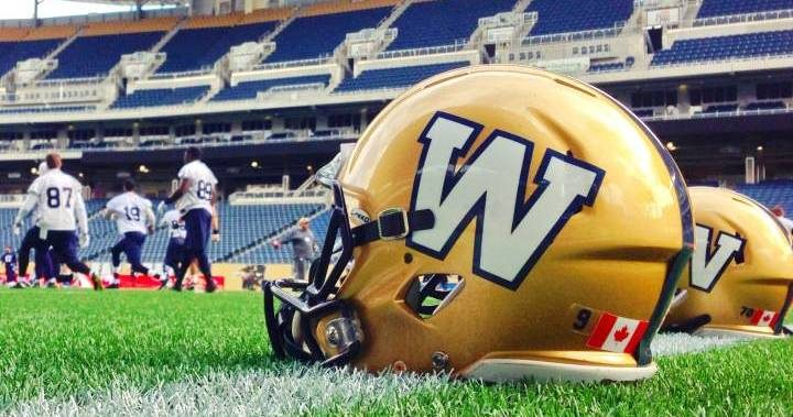Winnipeg Blue Bombers bring back linebacker