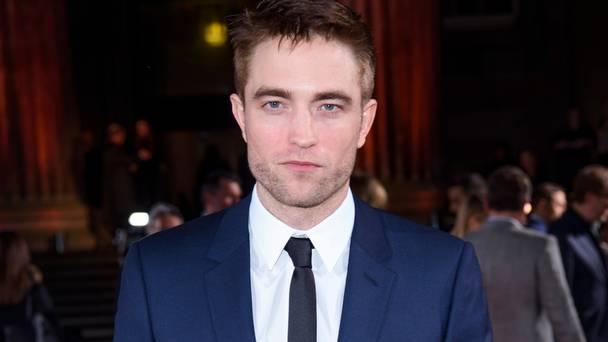 Robert Pattinson 'the new Batman'