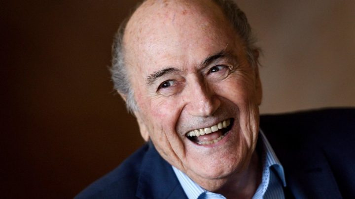 Sepp Blatter, Who Departed FIFA in Scandal, Wants the Watches He Left at the Office