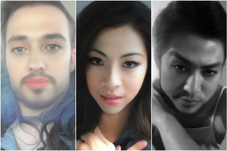 Snapchat's gender-swap filter: Just fun and games?