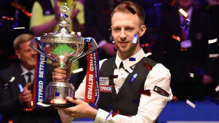 Judd Trump beats John Higgins to win World Snooker Championship