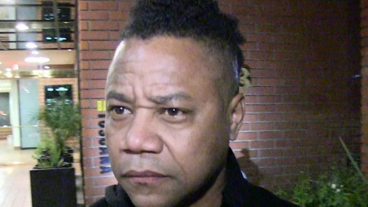 Cuba Gooding Jr. Denies Touching Accuser's Breast in Video